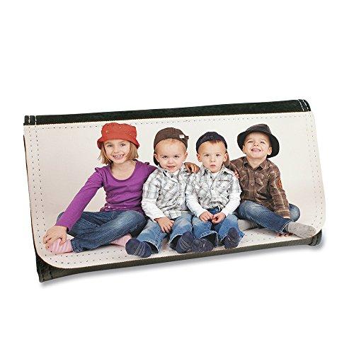 DAMEN Geldtasche, Geldbörse, Geldbeutel mit individuellem Fotodruck