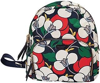 Kate Spade New York Dawn Breezy Floral Womens Nylon Backpack (BLZBLUMULT)