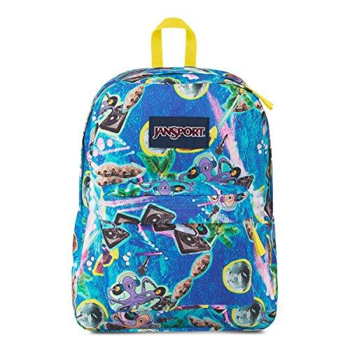 JanSport Superbreak Backpack Dj Ocho
