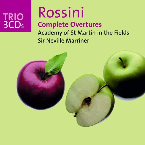 Academy of St. Martin in the Fields, Sir Neville Marriner & Gioachino Rossini
