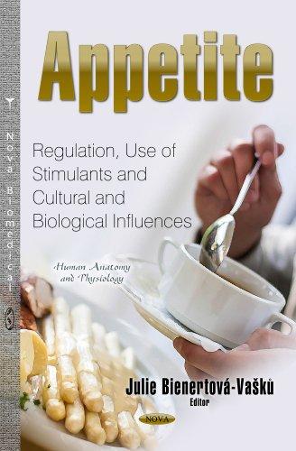 APPETITE REGULATION USE OF STIMULANT (Human Anatomy and Psysiology)