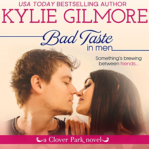 Bad Taste in Men audiobook cover art