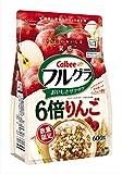カルビー フルグラ6倍りんご味 600g