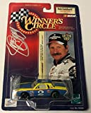 1998 Dale Earnhardt Sr. Signed Auto #2 Wrangler Jeans Winners 1/64 Diecast Car - Autographed Diecast Cars