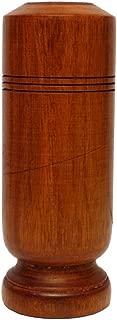 Chritmas Gift/Chritmas Sale Crafts'man Ayurvedic Diabetics Control Tumbler made of Vijaysar Tree Wood wit.
