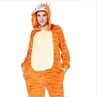 Amazon.com  Oranges - One-Piece Pajamas   Sleep   Lounge  Clothing ... c64a3306b