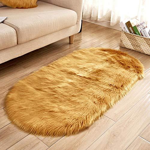 Ovale huishoudtapijten Huismatten Deurmatten Bankmatten Badmatten N 60x120cm
