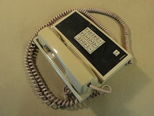 Comdial Corded Office Phone Tucson Mall Ranking TOP18 Beige Two Speaker 907A Way
