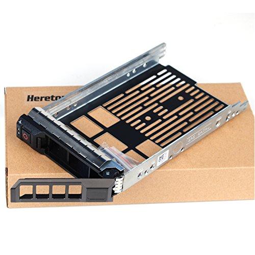 Bandeja para disco duro Dell PowerEdge R610 R710 T610 T710 R510 R410 T310 T410 R5200 F238F 0X968F 0G302D 0F238F 0X968D X968D SAS/SATA R420. R320 R310 R620 R720 R720XD T420 T620.