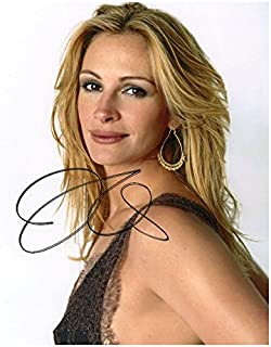 Photo Julia Roberts Signed Autographed 8 x 10