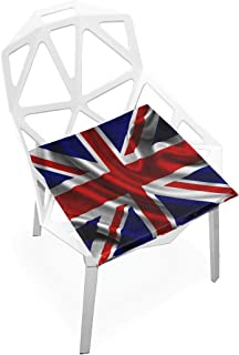 Seat Cushion Best British Flag Chair Cushion Offices Butt Chair Pads Square Wheelchairs Mat for Kitchens