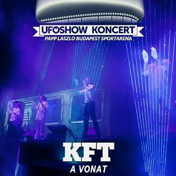 Ufóshow koncert (részlet)