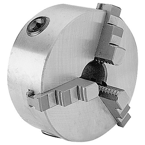 Review HHIP 3900-0040 12 Inch 3-Jaw Lathe Chuck, Plain Back
