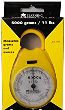 Learning Resources Spring Scale 5000 Grams 11 lbs