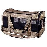 Trixie 28881 Malinda Tasche, Nylon, 26 × 24 × 38 cm, bronze