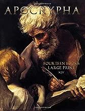 Apocrypha Fourteen Books: Large Print