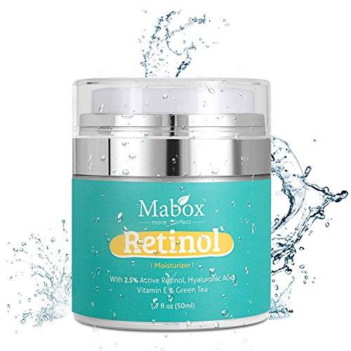 Crema hidratante para rostro con retinol, de Pawaca,...
