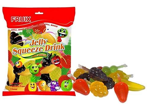 Fruix Fruit Jelly as seen on Tik Tok (Jelly Drinks)