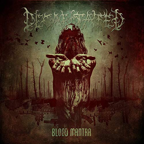 Decapitated: Blood Mantra (Audio CD)