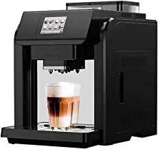 Coffee Machine Coffee Machine - Capacity: 2L- Fully Automatic Pump Type Coffee Machine/-Touch Latte,Black