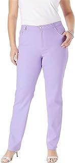 238907f3d0e Jessica London Women s Plus Size True Fit Straight Leg Jeans