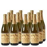 Vorteilspaket Val de Rance Cidre Apfelwein Bouche Brut Cru Breton Frankreich trocken (12 x 0.75 l) -