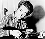 Woody Guthrie - This Machine Kills Fascists - 1940's - Portrait Poster