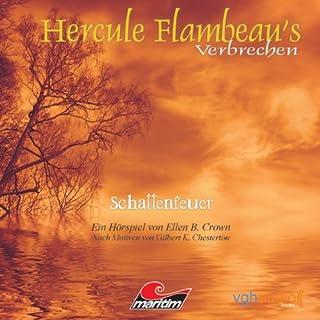 Schattenfeuer (Hercule Flambeau's Verbrechen) Titelbild