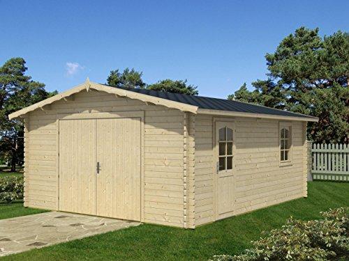 Tene Kaubandus Garaje de madera (4,7 x 5,7 m)