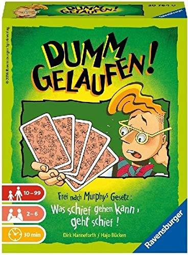 Ravensburger Dumm gelaufen (Kartenspiel)