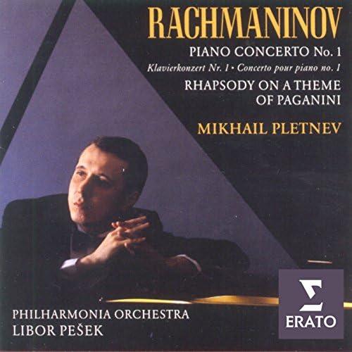 Mikhail Pletnev, Philharmonia Orchestra & Libor Pesek