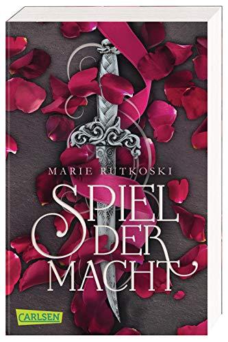 Spiel der Macht (Die Schatten von Valoria 1): Der historische Fantasy-Roman jetzt im Taschenbuch!