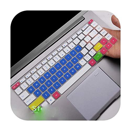 Tastaturschutz aus Silikon für Xiaomi RedmiBook 16 2020 Notebook 40,9 cm (16,3 Zoll) Laptop AMD Ryzen 4700U 4500U...
