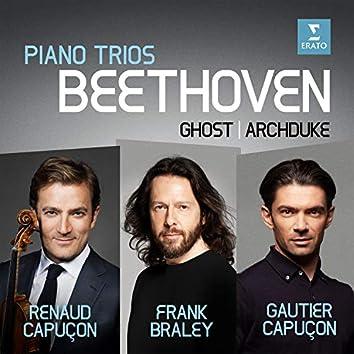 "Beethoven: Piano Trios No. 5, ""Ghost"" & No. 7, ""Archduke"""