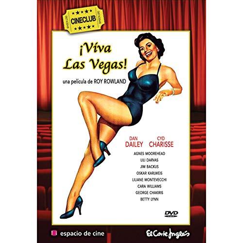 Viva Las Vegas DVD 1956 Meet Me in Las Vegas Edicion Especial con Funda y Libreto 32 Pags [DVD]
