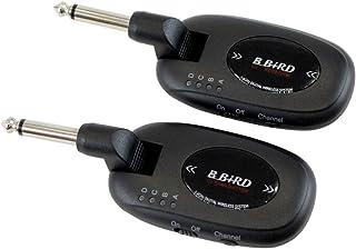 B-BIRD O2 BK ギターワイヤレスシステム