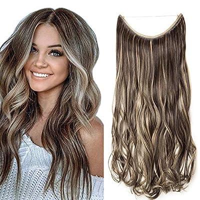 Haarteil Extensions Haarverlängerung ein
