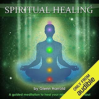 Spiritual Healing audiobook cover art