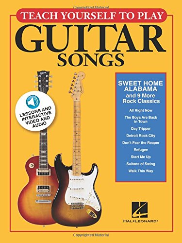 Teach Yourself to Play Guitar Songs: