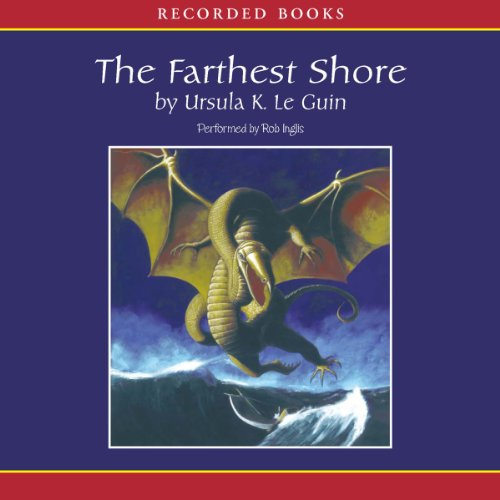 The Farthest Shore cover art