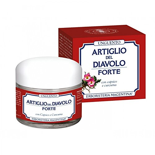 Erboristeria Magentina Unguento Artiglio Del Diavolo Forte Analgesico Antidolorifico 50ml