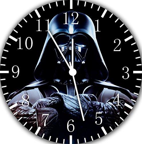 Starwars Star Wars Wanduhr, 25,4 cm, als Geschenk und Wanddekoration