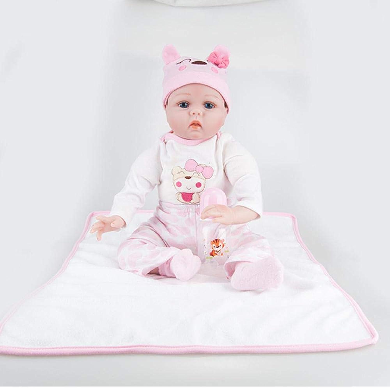 60% de descuento Hongge Reborn Baby Doll,Bebé de Silicona renacido renacido renacido bebé 55cm  muchas concesiones
