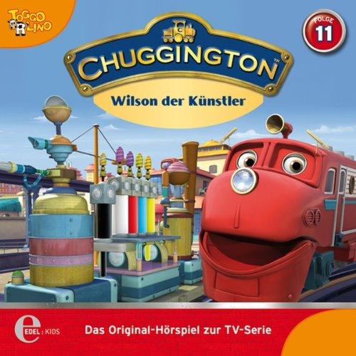 Wilson der Künstler (Chuggington 11) Titelbild