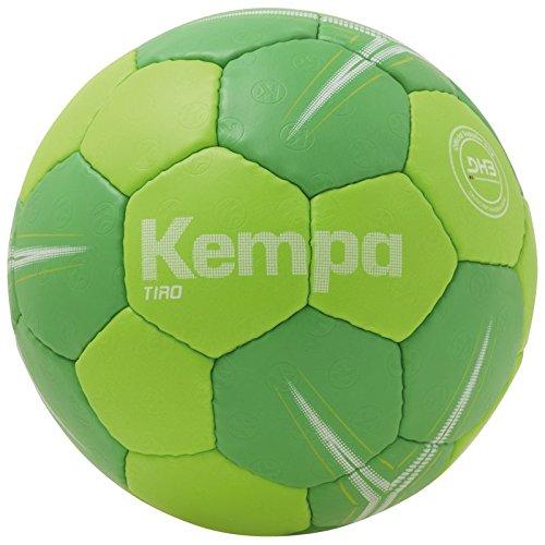 Kempa Tiro Balón de Entrenamiento, Unisex Adulto, Verde (Fluor), 1