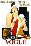 Poster 20 x 30 cm: Das Parfüm Dieses Winters von Jupp