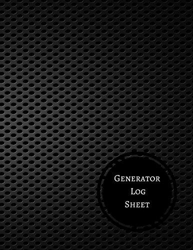 Generator Log Sheet: Generator Log