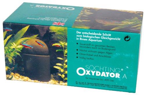 OXYDATOR A Pompe à Air pour Aquariophilie