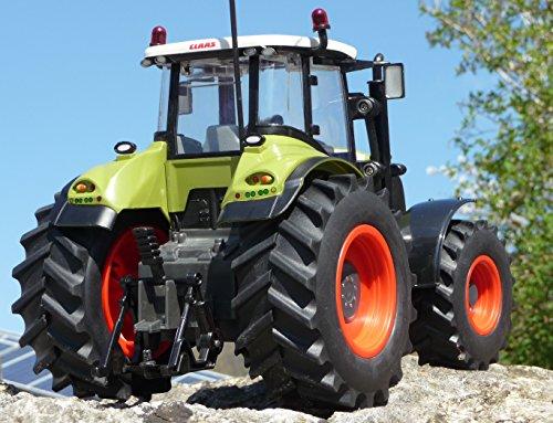 RC Auto kaufen Traktor Bild 5: RC Traktor CLAAS Axion 870 Anhänger in XL Länge 78cm