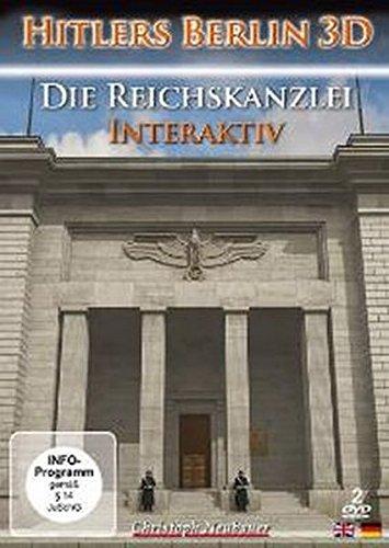Hitlers Berlin 3D/ Die Reichskanzlei - Interaktiv [2 DVDs]